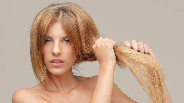 In schlaffes Haar kriegt man selten ein schönes Volumen hinein. Zu viele Beau...
