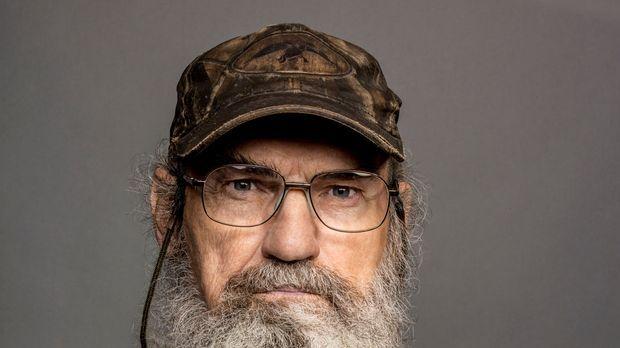 Für Si (Si Robertson) bedeutet seine Familie alles ... © Jim Fiscus 2012 A+E...