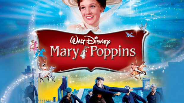 MARY POPPINS - Artwork © Walt Disney Company. All Rights Reserved.