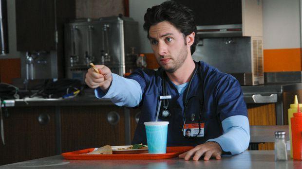 J.D.s (Zach Braff) letzter Tag im Sacred Heart Krankenhaus ist angebrochen. E...