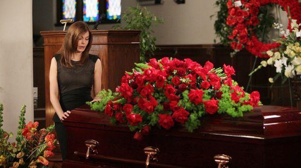 Muss Abschied von ihrer großen Liebe nehmen: Susan (Teri Hatcher) ... © ABC S...