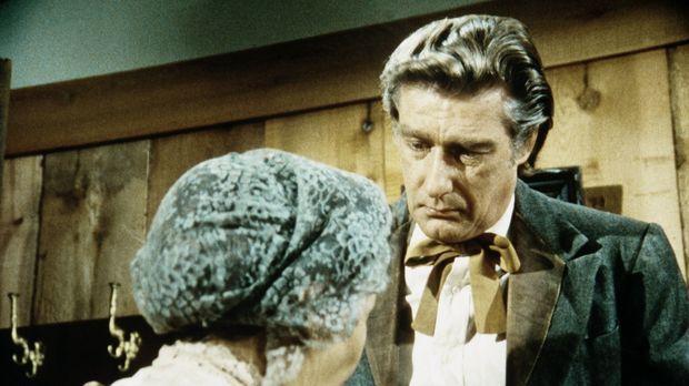 Granville Whipple (Richard Mulligan, r.) muss seiner Mutter (Queenie Smith, l...