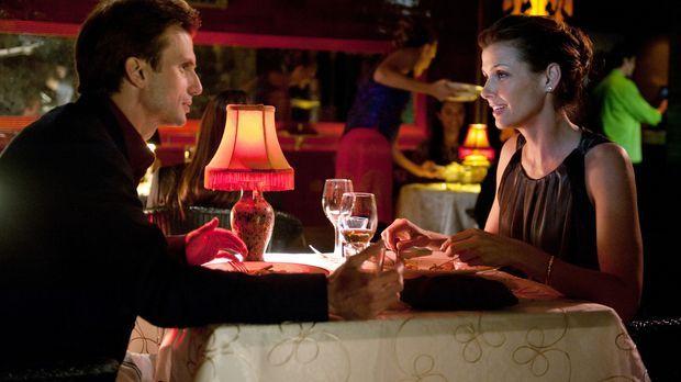 Erin (Bridget Moynahan, r.) verbringt einen romantischen Abend mit Jacob Krys...