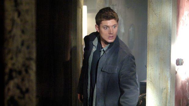 Gemeinsam mit seinem Bruder Sam macht sich Dean (Jensen Ackles) auf den Weg n...