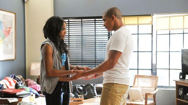 Wie lange kann die Beziehung von Ahsha (Taylour Paige, l.) und German (Jonath...