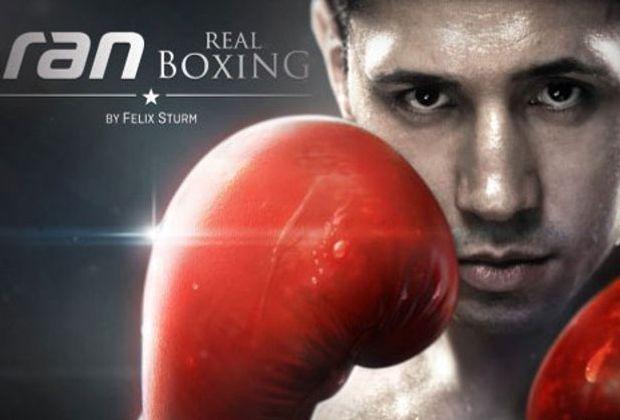 Ran Real Boxing by Felix Sturm Titelbild