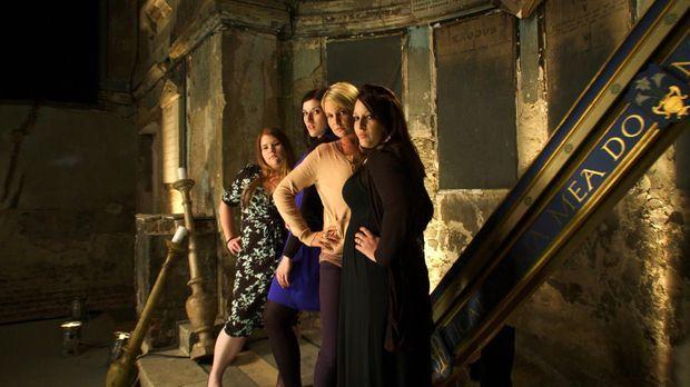 (4. Staffel) - Welche Braut trägt das schönste Kleid? Wer hat die leckerste H...