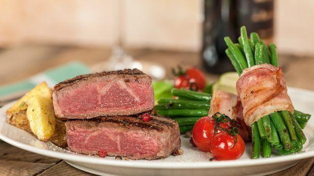 Steak braten 2