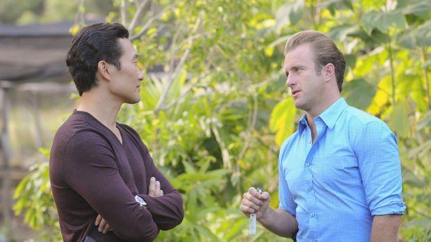 Ein neuer Fall wartet auf Chin (Daniel Dae Kim, l.) und Danny (Scott Caan, r....