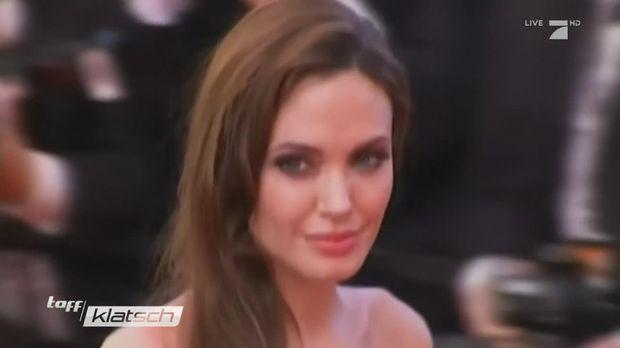 Taff - Taff - Taff Klatsch: Professur Für Angelina Jolie