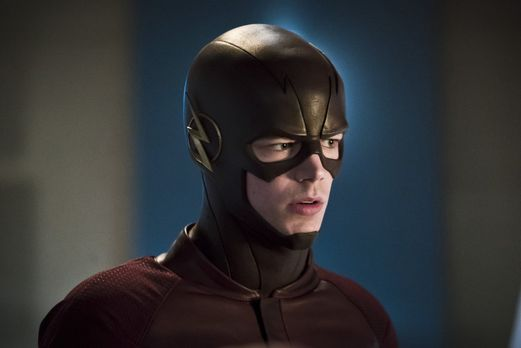The Flash - Während Barry alias The Flash (Grant Gustin) gegen einen neuen, s...