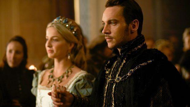 Noch scheint zwischen Henry (Jonathan Rhys Meyers, r.) und Jane (Annabelle Wa...