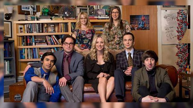 """The Big Bang Theory"" mit Jim Parsons:  Das haben ""Sheldon&quo..."