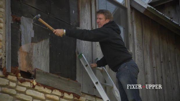 Staffel 1 Episode 6: Bienenstock gegen Hausbau