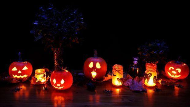 Halloween Deko_Pixabay