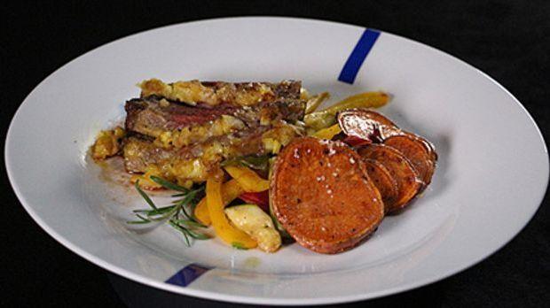 Rumpsteak-mit-Honig-Senf-Zwiebelkruste