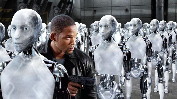 Als ausgerechnet ein Mord in den Labors der Robot-Entwicklung des High-Tech-K...