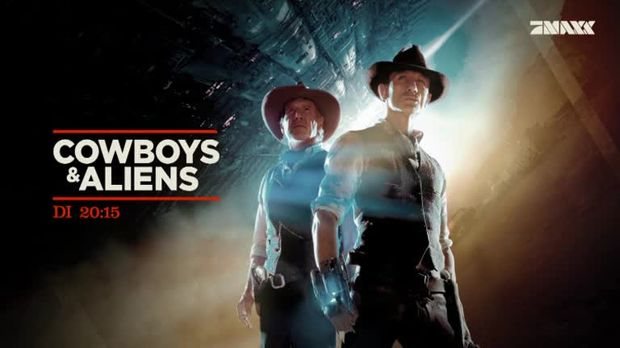 Trailer - Cowboys & Aliens - ProSieben MAXX