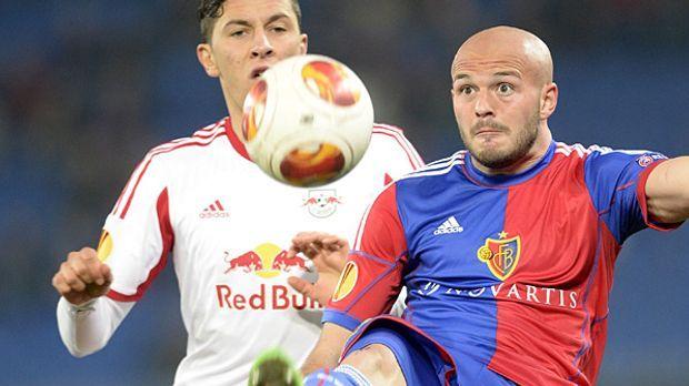 FC-Salzburg-FC-Basel © dpa
