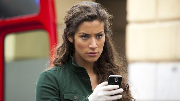 Ein neuer, komplizierter Fall wartet auf Sara (Manon Azem) und das Team ... ©...