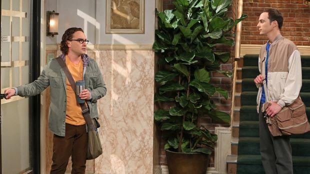 Ihre Freundschaft wird auf eine harte Probe gestellt: Sheldon (Jim Parsons, r...