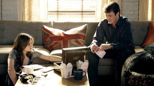 Nachdem Beckett (Stana Katic) vom aktuellen Fall abgezogen wurde, beschließen...