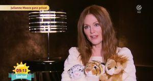 Frühstücksfernsehen - Julianne Moore Ganz Privat