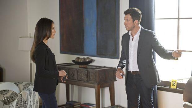 Ein neuer Fall beschäftigt Beth (Maggie Q, l.) und Jack (Dylan McDermott, r.)...