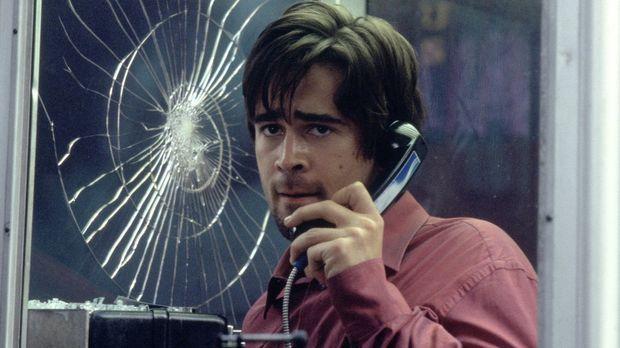 Der rastlose Medienagent Stu Shepard (Colin Farrell) wickelt via Handy gerne...