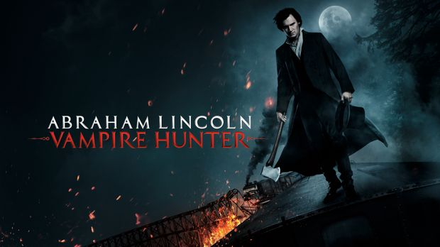 ABRAHAM LINCOLN VAMPIRJÄGER - Artwork © 2012 Twentieth Century Fox Film Corpo...