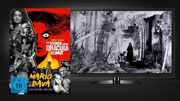Die Stunde, wenn Dracula kommt © Koch Media