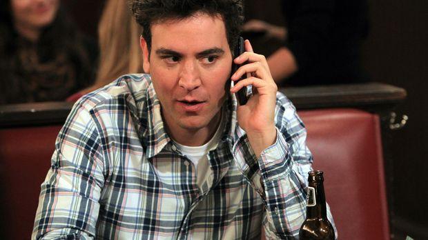Nimmt wieder Kontakt zu seiner Ex-Freundin Victoria auf: Ted (Josh Radnor) .....
