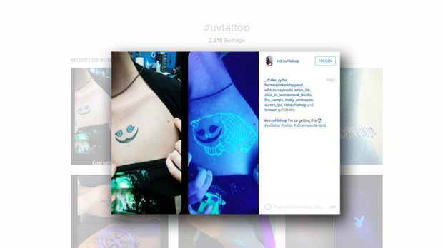 #uvtatoo auf Instagram