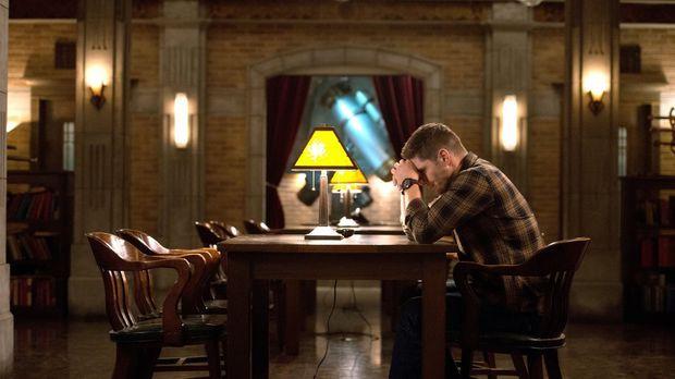 Dean (Jensen Ackles) muss sich eingestehen, dass er auf der Ranch ein wahres...