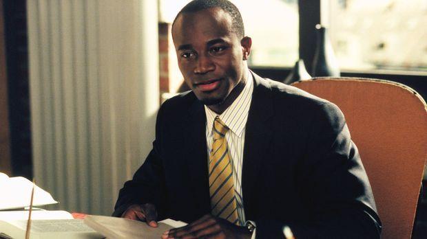 Jackson (Taye Diggs) sorgt für ein Gefühlschaos bei Ling ... © 2001 Twentieth...
