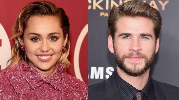 Miley Cyrus und Liam Hemsworth kommen nicht voneinander los