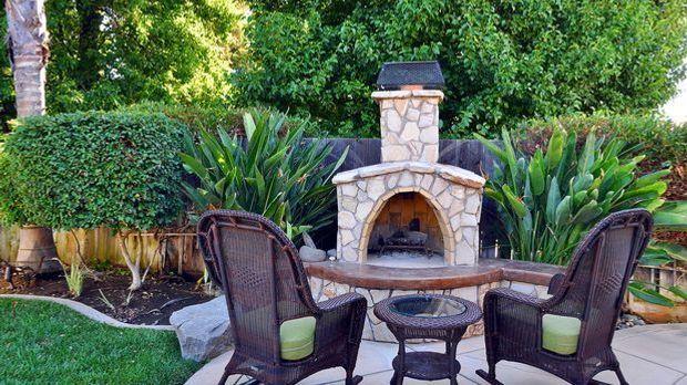 grill selber bauen – sweetmenu, Gartenarbeit ideen