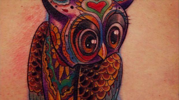 Staffel 2, Folge 4: Tattoo Geheimnisse