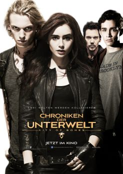 Chroniken der Unterwelt - City of Bones - CHRONIKEN DER UNTERWELT - CITY OF B...