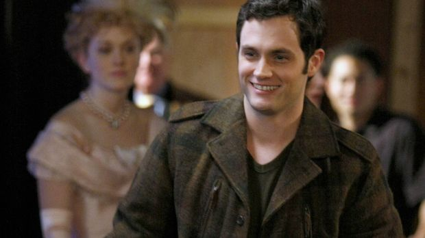 Ist von Rachel völlig angetan: Dan (Penn Badgley) ... © Warner Brothers