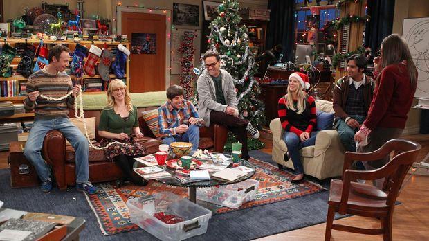 Sheldon reist nach Texas weil seine Schwester ihr Kind bekommt. Während er we...