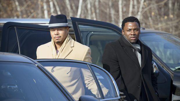 Es kommt zum Showdown zwischen Lucious Lyon (Terrence Howard, l.) und seinem...