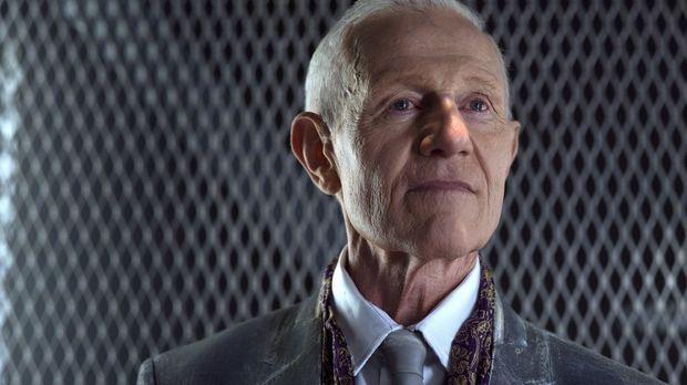 Ist Präsident Dante Wallace (Raymond J. Barry) wirklich ein so guter Mensch,...