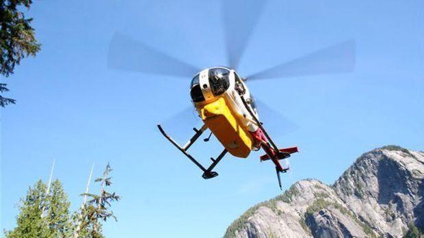 British Columbia, Kanada: Für Gord Closson dreht sich alles um Bäume, Holz un...