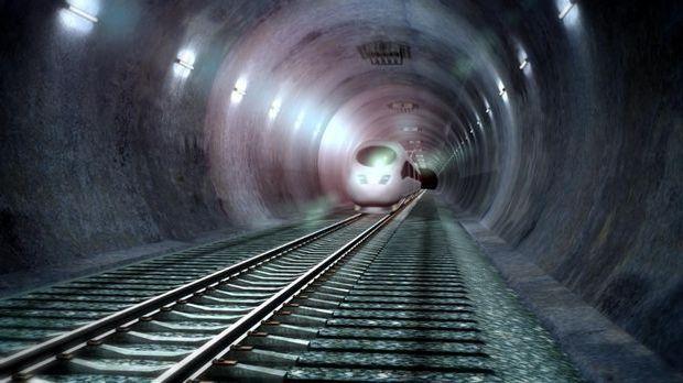 100 Sekunden - Bosporus Tunnel