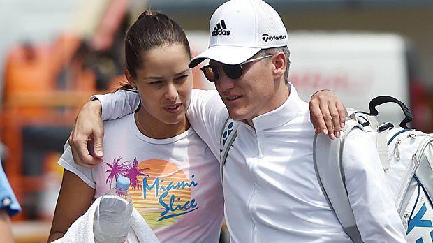 Arm in Arm durch Wimbledon - Bildquelle: imago/Paul Zimmer