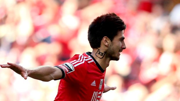 Andre Gomes Benfica Lissabon © dpa