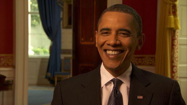 Obama hautnah - Unterwegs mit dem Präsidenten - Ein Kamerateam von National G...
