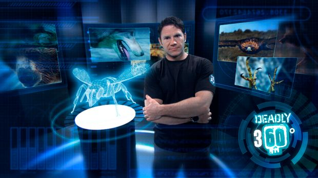 Steve Backshall bereiste die ganze Welt, um die tödlichsten Raubtiere zu find...