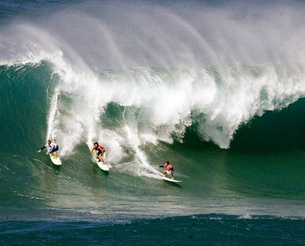Hawaii Five-0 - Hawaii Five-0: Bilder - Hawaii - Bildquelle: getty-AFP